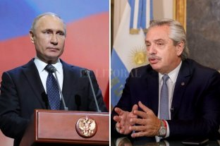 Putin llamó a Alberto Fernández y le garantizó la continuidad del arribo de vacunas Sputnik V