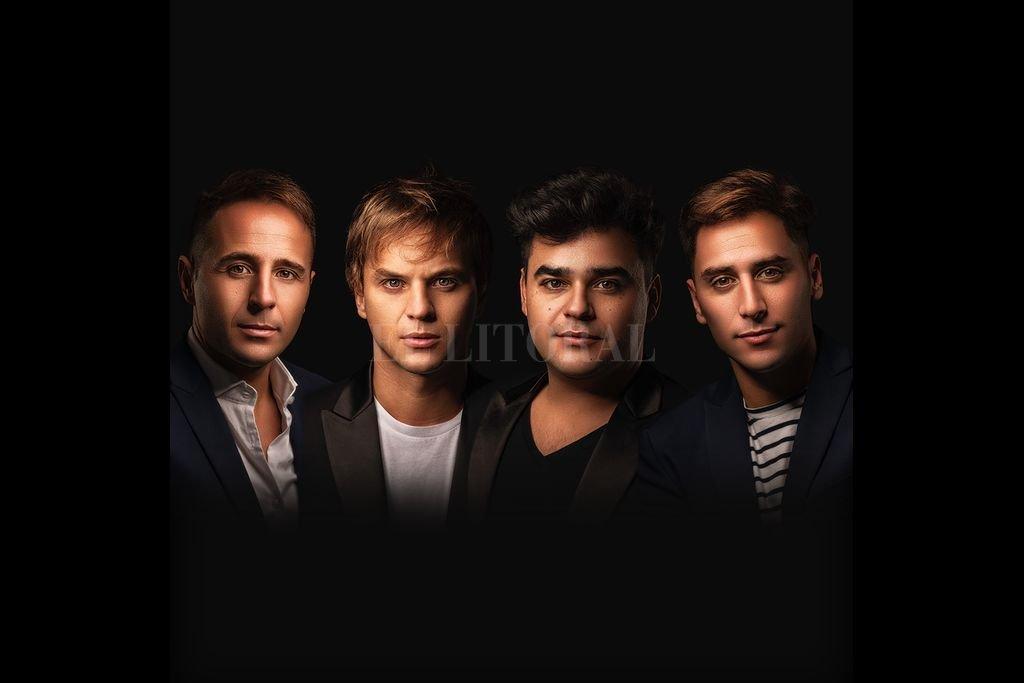 Los Totora es un grupo de cumbia argentina integrado por quince músicos, siendo sus miembros principales Juan Manuel Quieto y los hermanos Giorgetti. Tiene cinco discos editados. Crédito: Gentileza producción