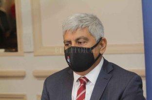 Para la Junta de Fiscales, decidir la situación de Sain le corresponde al Fiscal General