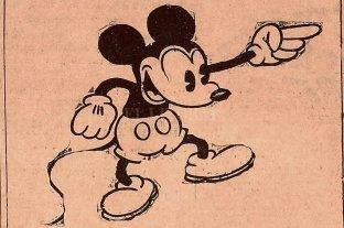 El ratón Mickey y su paso por El Litoral