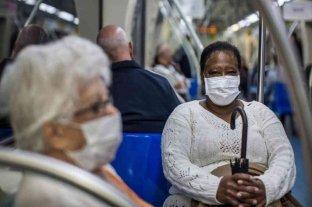 Brasil roza los 14 millones de casos de coronavirus