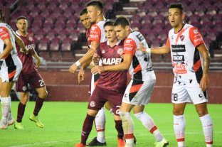 Patronato y Lanús se enfrentan por Copa Argentina