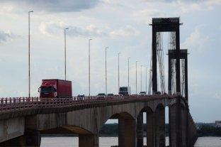 Liberaron el paso en el Puente Belgrano entre Corrientes y Chaco