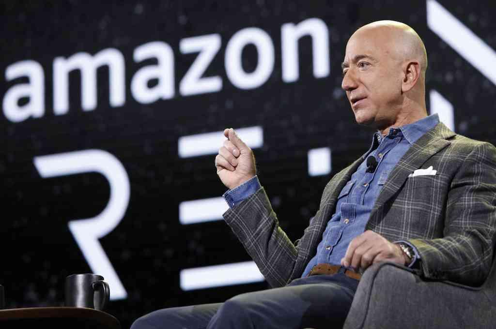 Jeff Bezos, dueño de Amazon. Crédito: Imagen ilustrativa