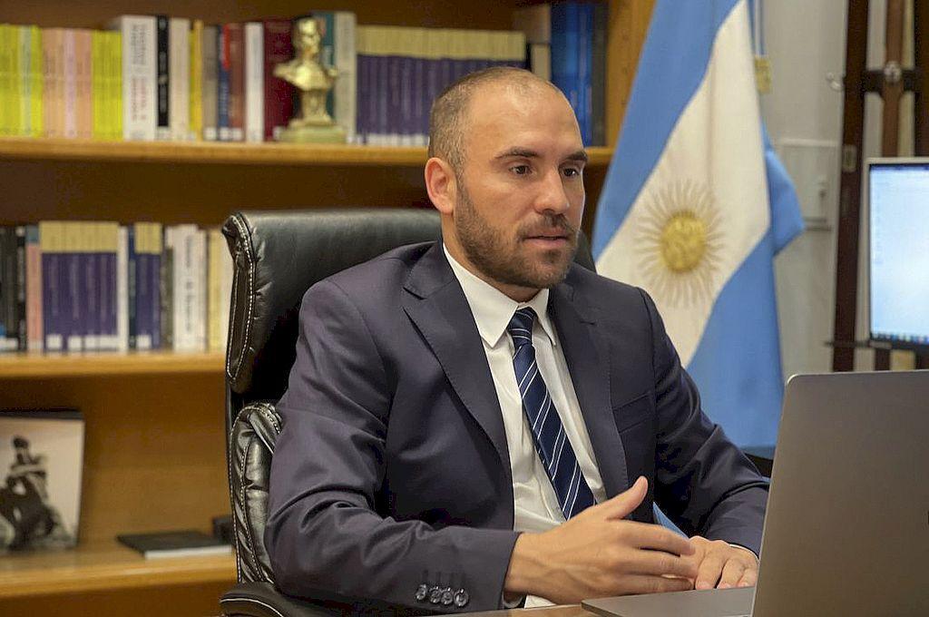 Desde el ministerio que conduce Martín Guzmán destacaron la reactivación de la economía. Crédito: NA