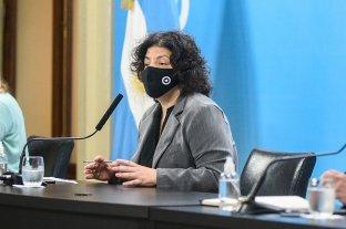 """Vacunas para la Argentina: no hubo """"rechazo"""" a EEUU"""