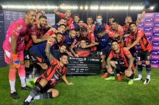 Patronato superó a Lanús por penales y pasó a octavos de final de Copa Argentina