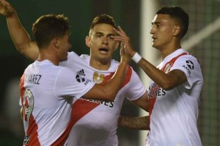 River enfrenta a Atlético Tucumán y espera Boca