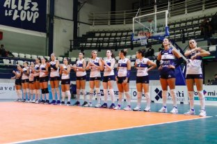 Gimnasia y San Lorenzo disputan la final de Liga Argentina Femenina de Vóleibol