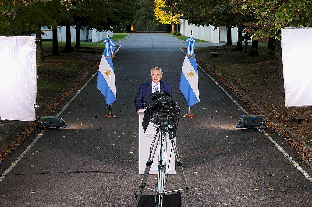 Crédito: Presidencia de la Nación