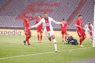 Champions League: PSG logró un valioso triunfo de visitante ante Bayern Munich