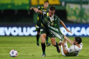 Recopa Sudamericana: Defensa y Justicia perdió 2 a 1 contra Palmeiras y está obligado a ganar en Brasil
