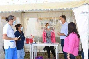 Más de 14 mil personas ya fueron vacunadas en Rafaela