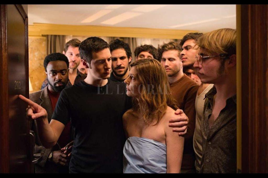 """""""Habitación 212"""" es la película francesa que llega a Cine América. Crédito:  Les Films Pelléas"""