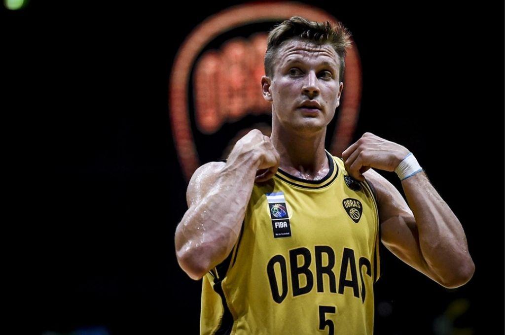 Fernando Zurbriggen Crédito: FIBA