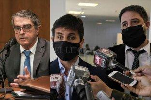 Traferri llevó su denuncia contra los fiscales a la Comisión de Acuerdos