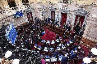 Sesiona este jueves el Senado y podría aprobar el proyecto sobre fondos del FMI