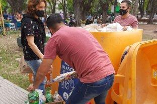 La Municipalidad continúa con las jornadas de ecocanje