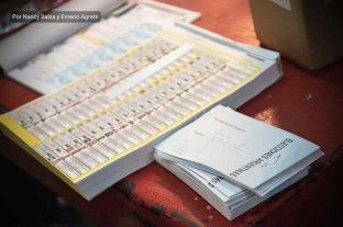 Boleta Única Papel: la Nación mira el sistema electoral santafesino -  -