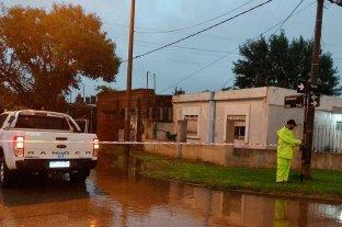 Venado Tuerto: más de 80 personas evacuadas tras las lluvias del jueves