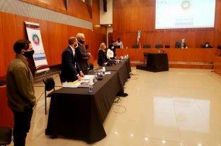 Continúa en Paraná el juicio por jurados al hijo de una ex jueza por el femicidio de su novia
