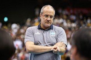 Vóleibol: Marcelo Méndez, DT del seleccionado, convoca a 17 jugadores para iniciar la temporada