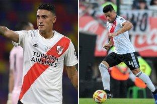 Complicaciones en River: Suárez no jugaría ante Colón por lesión y Moreira dio positivo de coronavirus