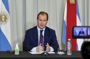 Bordet anunció que en Entre Ríos las clases continuarán de manera presencial
