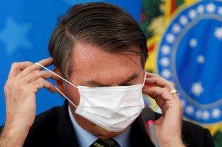 Bolsonaro en pie guerra contra la Corte Suprema por ordenar que investiguen su gestión del brote