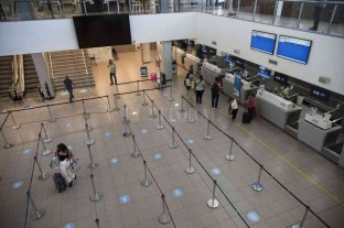 Las ventas de turismo internacional se redujeron entre un 90 y 95 por ciento