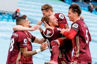Agónico triunfo de Leeds ante Manchester City
