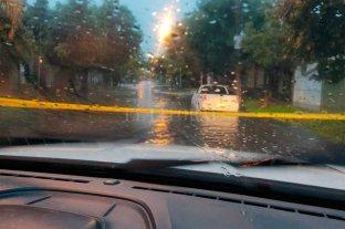 Santo Tomé también tuvo más de 200 mm de lluvia en dos jornadas