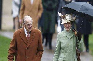 "La Princesa Ana, la hija favorita de Felipe de Edimburgo, confesó que la vida sin él ""será completamente diferente"""