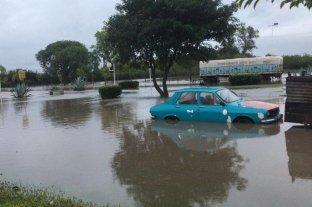 Lluvias en la región: cayeron más de 240 mm en Entre Ríos