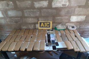 La AIC desarticuló una banda narco que operaba en Santa Fe y Chaco