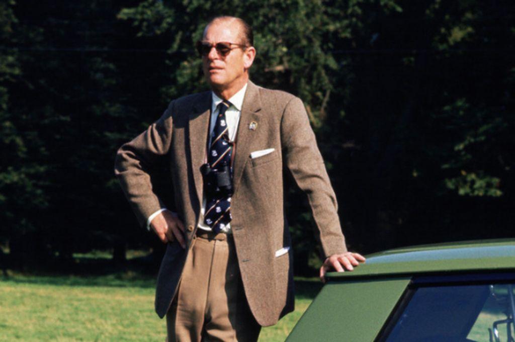 La moda también llora a Felipe de Edimburgo, «el hombre más elegante del mundo»