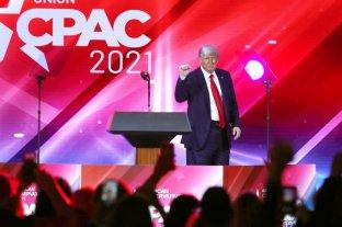 Donald Trump le promete a los republicanos el regreso a la Casa Blanca