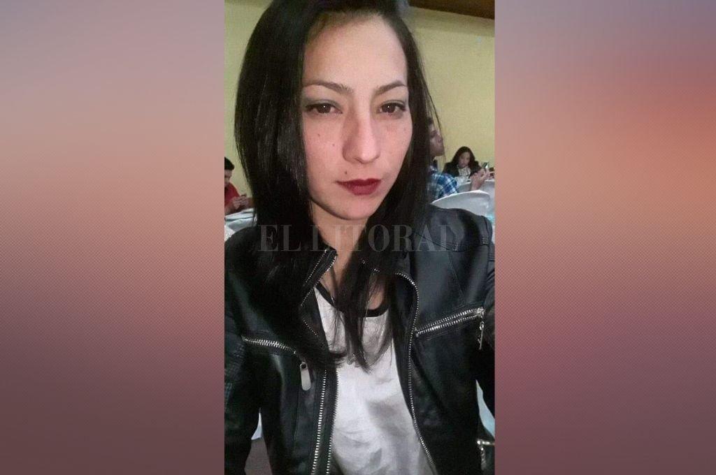 Miriam Emilce Sombo tenía 32 años. Era víctima de violencia de género y había denunciado a su pareja. Crédito: El Litoral