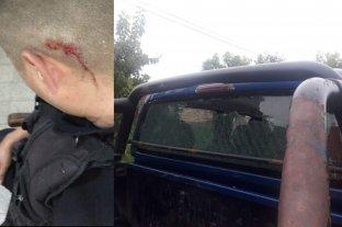 Policías fueron agredidos en un violeto episodio en el sur de la ciudad -