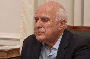 El ex gobernador Miguel Lifschitz tiene coronavirus