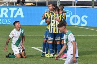 Rosario Central derrotó a Banfield en el Gigante de Arroyito