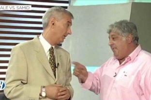 Alberto Samid habló de la muerte de Mauro Viale y recordó su histórica pelea