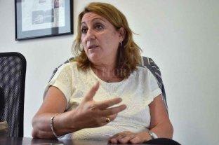 """Mónica Fein: """"Por un Partido Socialista fuerte y autónomo"""""""