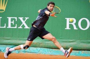 Delbonis clasificó al Masters 1000 de Montecarlo
