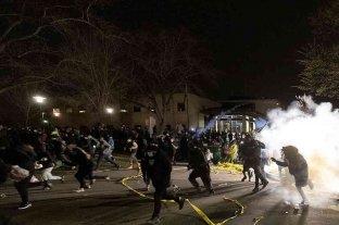 Estados Unidos: violenta protesta por la muerte de un afroamericano a manos de la Policía