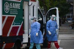 """Desde el gobierno de Buenos Aires expresan que el """"sistema de salud se está desbordando"""""""