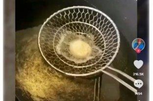 Nuevo y peligroso reto viral de TikTok de cocina