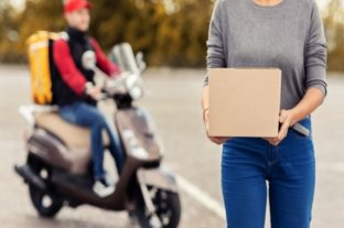 Un joven de Corrientes creó una app de delivery que ya generó casi 1 millón y medio de pesos