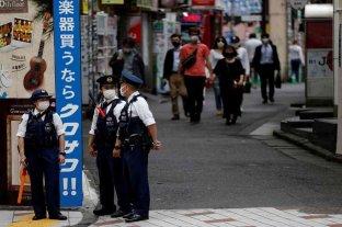 En medio de una muy lenta vacunación en Japón, Tokio endurece sus medidas sanitarias