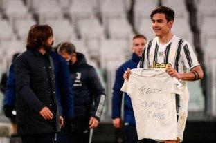 """El entrenador de la Juventus y el futuro de Dybala: """"Es el club el encargado de tomar las decisiones"""""""